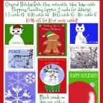 """Holiday Greeting Cards (c)Lauren Curtis"" by LaurenCurtis"