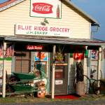 """Blue Ridge Country Grocery"" by sharonblanchard"