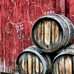 """Wine Barrels"" by hockmanphotography"