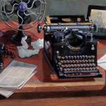 """Royal Typewriter"" by BarbaraAllen"