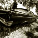 """1959 Meteor Montcalm Rideau 500"" by Kerry_Sheppard"