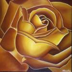 """""""Gold Rose"""" by AVApostle"""