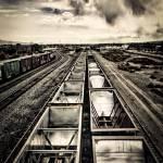 """Trains"" by dennisherzog"