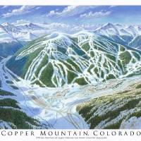 """Copper Mountain"" by jamesniehuesmaps"