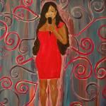 """""""Alicia Keys"""" by lizziescorner"""