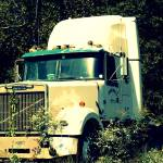 """Country Road Big Rig"" by soulenergy"