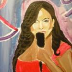 """""""Alicia Keys 2"""" by lizziescorner"""
