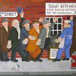 """The Soup Kitchen"" by kevin-smith-art"