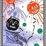 """Pumpkin Masquerade"" by artfolio"