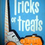 """Tricks or Treats"" by artfolio"
