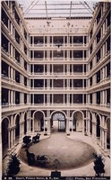 Carriage Entrance of the Palace Hotel by Taber by WorldWide Archive