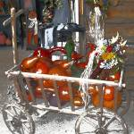 """Harvest Cart"" by artfolio"