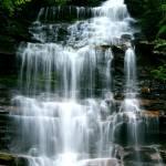 """Ganoga Falls"" by bsphotos"