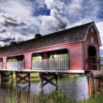 """Covered Bridge"" by mikenessmonster"