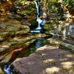 """""""Adams Falls"""" by bsphotos"""
