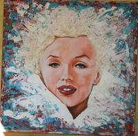 Marilyn Monroe Abstract