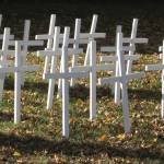 """white crosses"" by Sandys5324"