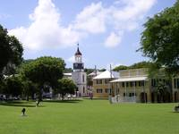 Down town Christiansted
