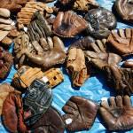 """""""Old Time Baseball Gloves"""" by stevegarfield"""