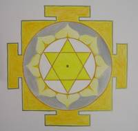 Meditation Art-Jupiter Yantra