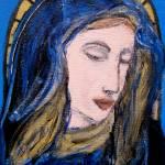 """Lady of Sorrows"" by HeidiZeile"