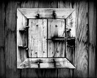Wooden window II