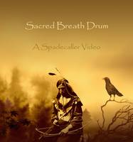 Sacred Breath Drum Poster