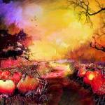 """Pumpkin Patch"" by valzart"
