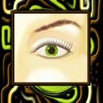 """Eye of Etua"" by madamefirefly"