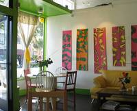 Youth Art at Mamá Art Café