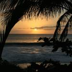 """Aloha Aina The Beloved Land - Sunset Kamaole Beach"" by sharonmau"