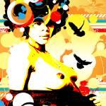 """Onyx Doves"" by ChrisAndruskiewicz"