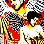 """Vexed Angel"" by ChrisAndruskiewicz"