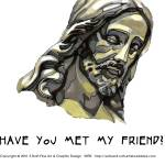 """Jesus 2 Have you met"" by e_ruthart"