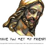 """Jesus 3 Have you met"" by e_ruthart"