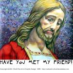 """Jesus 4 Have you met"" by e_ruthart"