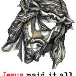 """Saviour No 1 paid it all 07-22-2010 02;46;5"" by e_ruthart"