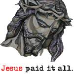 """Saviour No 2 paid it all 07-22-2010 02;54;5"" by e_ruthart"