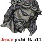 """Saviour No 2 paid it all 07-22-2010 02;54;5"" by e_ruthart"