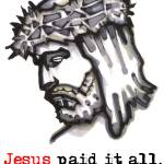 """Saviour No 4 paid it all 07-22-2010 03;00;1"" by e_ruthart"