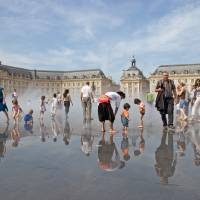 Bordeaux - Place de la Bourse - France Art Prints & Posters by Peter Burbridge