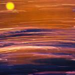 """Brush Strokes no 26 Sunset"" by joegemignani"