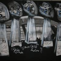 Dallas Cowboy Stadium Art Prints & Posters by Richard Nunez