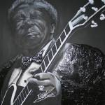 """BB King"" by richardnunez"
