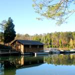 """big ridge boat dock"" by DuffyPhoto"