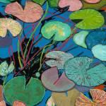 """""""Sparkling Pond"""" by allanfriedlander"""