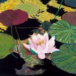 """Steamy Pond"" by allanfriedlander"