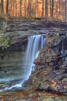 McCormick's Creek Falls (IMG_0969+) by Jeff VanDyke