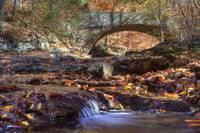 Stone Bridge (IMG_1089+) by Jeff VanDyke