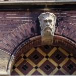"""Haarlem Netherlands Man Building Detail 2"" by kphotos"
